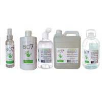 Спиртовые антибактериальные дезинфицирующие кожные средства для рук в дорогу или офис