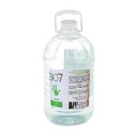 Кожный антисептик для рук спиртовой в канистрах 5л оптом от производителя