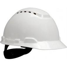 Каска защитная 3М H-700C белая