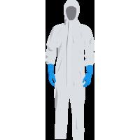 Профессиональная защитная одноразовая спецодежда комбинезоны