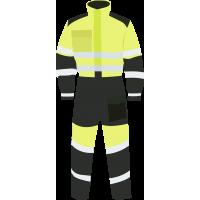 Зимняя рабочая одежда из Европы демисезонная флис