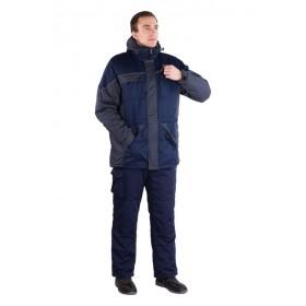 Утепленная куртка для работы Рэйд мужская