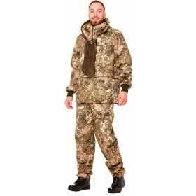 Летний противоэнцефалитный костюм с ловушками для защиты от насекомых цвет 1257