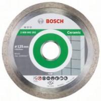 Купить сплошные алмазные диски BOSCH в Санкт-Петербурге и Ленинградской области с доставкой