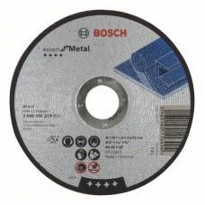 Отрезной круг прямой BOSCH Expert for Metal 125мм