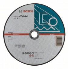 Отрезной круг прямой BOSCH Expert for Metal 230мм