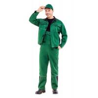 Костюм мужской зеленый Страйк 2