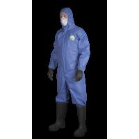 Комбинезон защитный синий SafeGard76