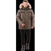 Куртка зимняя хаки Диксон