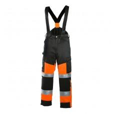 Зимние сигнальные брюки Dimex 6022