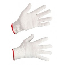 Перчатки хб 13 класс вязки без ПВХ улучшенные