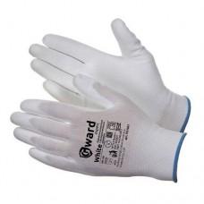 Перчатки нейлоновые GWARD WHITE